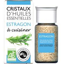 Cristaux d'huiles essentielles à cuisiner - estragon - 10 g