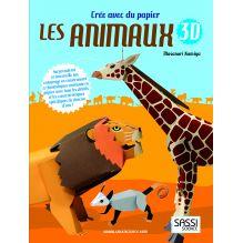 Bricolage Les Animaux 3D - à partir de 6 ans