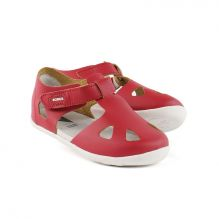 Sandales Step Up - Zap Rouge 725804