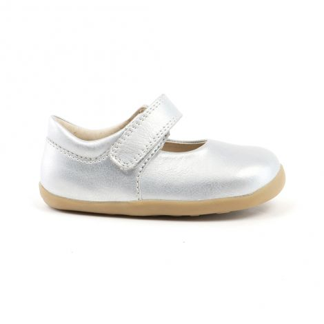 Chaussures Step up - Silver Piping Mary Jane 724404 *