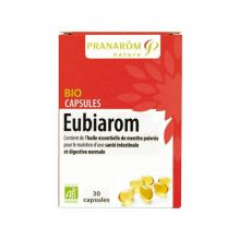 Eubiarom BIO - santé intestinale et digestive - 30 capsules