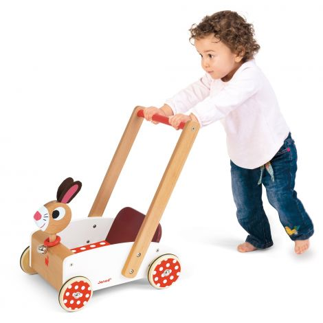 Chariot Crazy Rabbit - à partir de 1 an
