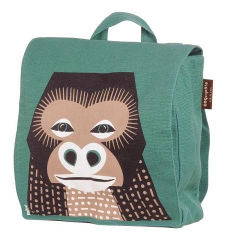 Sac à dos / cartable maternelle - Gorille