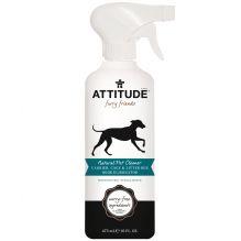 Animaux domestiques : nettoyant et désodorisant pour litières et cages - 475 ml **