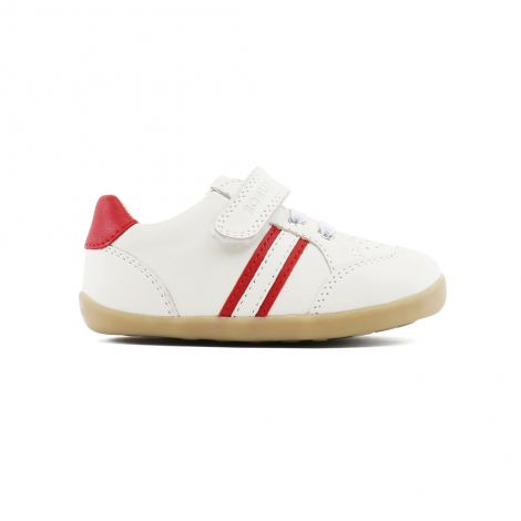 Trackside Step Chaussures Up 723710 Whitered KJc31FTl