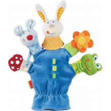Gant marionnette - Animaux - à partir de 18 mois