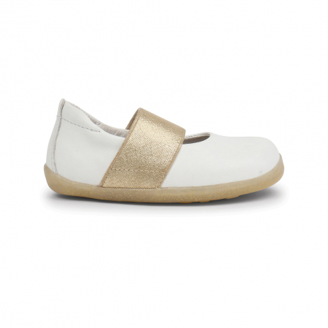 Chaussures Step Up Craft - Demi White - 728802