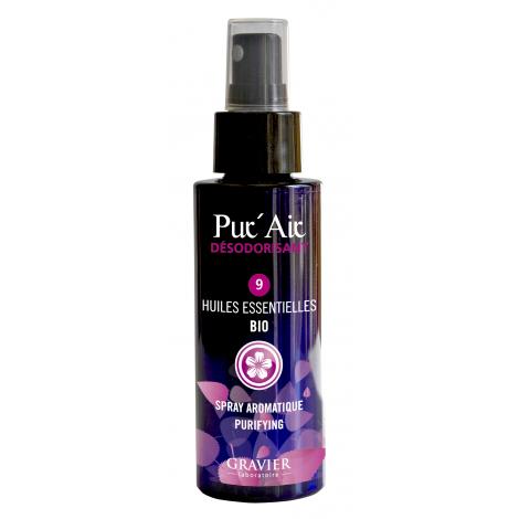 Spray aromatique Bio Pur'air Désodorisant 100 ml