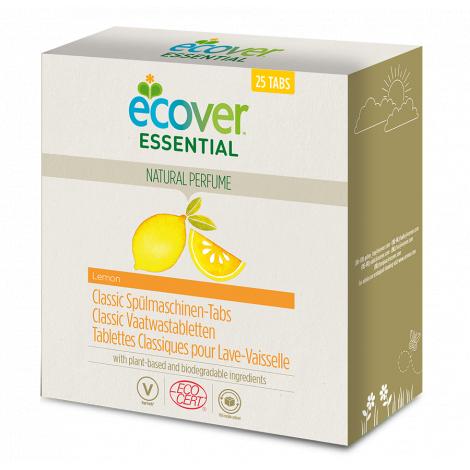 Tablettes classiques lave-vaisselle Citron Essential