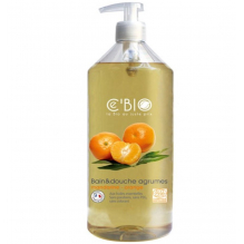 Bain et douche Bio Mandarine Orange 500 ml