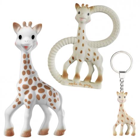 Sophie la girafe dangereuse