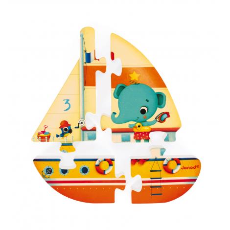 Puzzles 3D vacances à partir de 2 ans