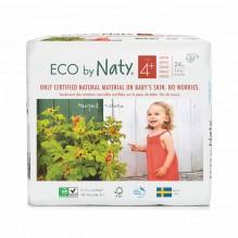 4 x Couches écologiques T4+ Maxi+ 9-20kg