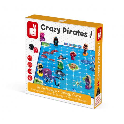 Crazy Pirates ! À partir de 6 ans