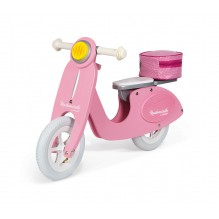 Scooter rose Mademoiselle à partir de 3 ans
