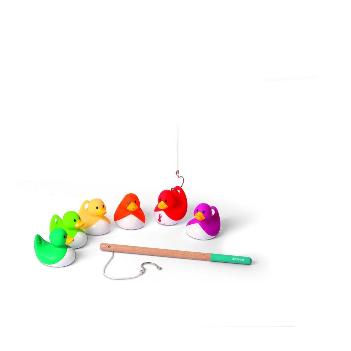 Pêche aux canards Les marques de coffrets créatifs pour