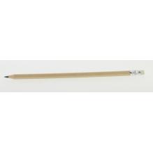 Crayon en bois Eco-Logic avec bout gomme