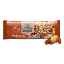 Barre aux noix et fruits secs - Amande - 1 x 40 g