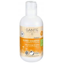 Shampooing brillance - orange et coco BIO 200 ml