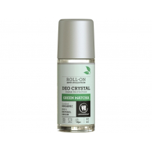 Déo roll-on crystal anti-pollution - green matcha - 50 ml