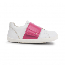 Chaussures Step up - Boston Trainer White + Pink - 729911