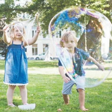 Bâtons pour bulles géantes - à partir de 3 ans