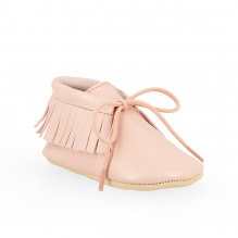 Chaussons MEXIMOO rose baba