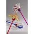 Batons - baguettes de jonglage - Fuchsia