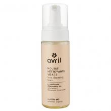 Mousse nettoyante visage à l'eau floral d'hamamélis bio - 150 ml