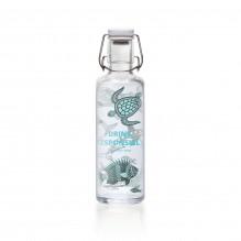 Bouteille en verre 600 ml  - Drink Responsibly