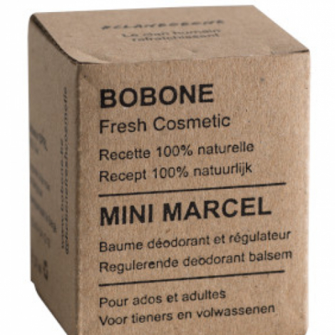 Déodorant solide - mini Marcel - 27 ml