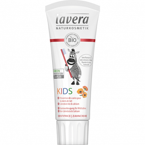 Dentifrice enfant - Calendu Bio - 75 ml