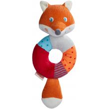 Hochet - Renard Foxie - à partir de 6 mois