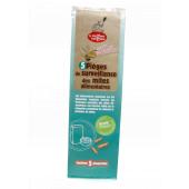 Anti-mites alimentaires - 5 plaquettes