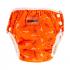 2 en 1 culotte d'apprentissage et maillot de bain - lot de 2 - Orange baleines