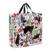 Grand cabas shopper en matériaux recyclés - Kitty