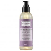 Shampooing et gel douche pour bébé - lavande et camomille - 200 ml