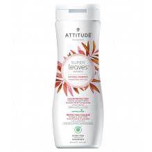 Shampooing hypoallergénique - protection couleur - Super Leaves - 473 ml