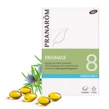 Oleocaps + BIO N°8 - Drainage - 30 capsules - A partir de 12 ans