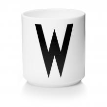 Tasse en porcelaine W