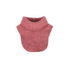 Tour de cou en polaire de laine - Vintage Red