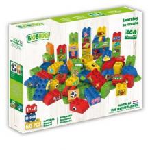 Blocs pour apprendre à créer - 60 blocs - à partir de 18 mois