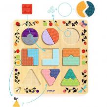 Puzzle éducatif Ludigraphic