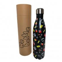 Gourde bouteille en inox - Belgique - 750 ml