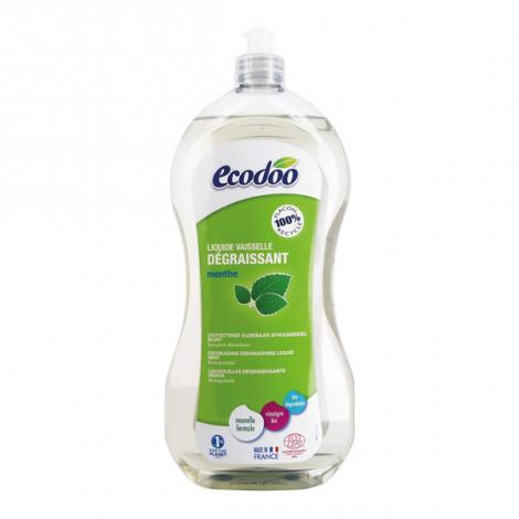 Liquide vaisselle dégraissant au vinaigre Bio - 1 Litre