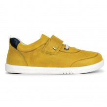 Chaussures Kid+ 835603 Ryder Chartreuse + Navy