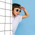 Lunettes de soleil enfant Sun Buzz - 4 à 6 ans - Pois