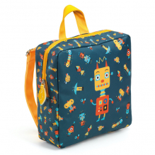 Sac maternelle - Robot