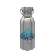 Gourde Sporty Inox - Lotus - 750 ml
