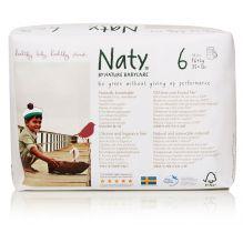 Culottes d'apprentissage écologiques– Taille 6 XL Plus   +16 kg (18 pcs)